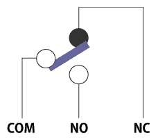 Wire Cut-Off Sensor Connection Diagram